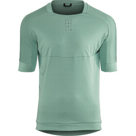 Cube AM Round Neck Jersey shortsleeve Herr dark mint